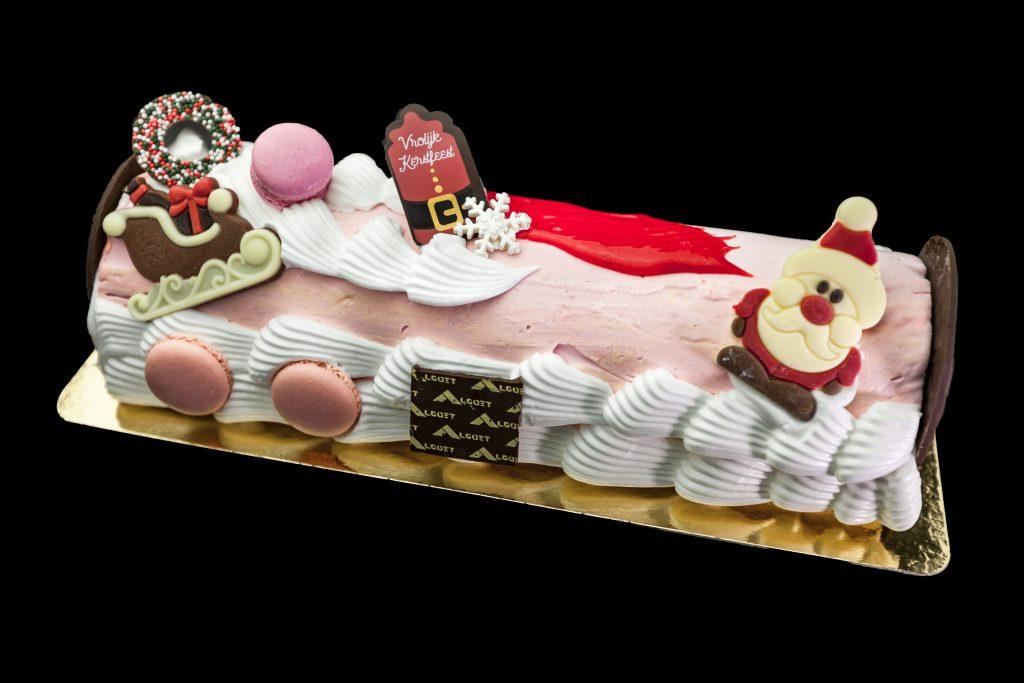 taart eindejaarsfeest