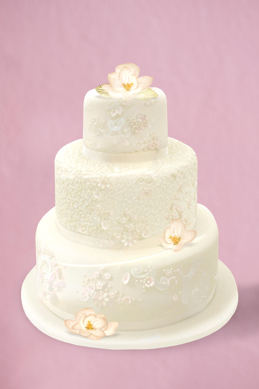 Bruidstaarten online bestellen